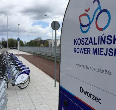 (Polski) Wkrótce rusza Koszaliński Rower Miejski