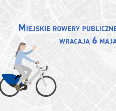 (Polski) 6 maja wraca rower miejski w Koszalinie